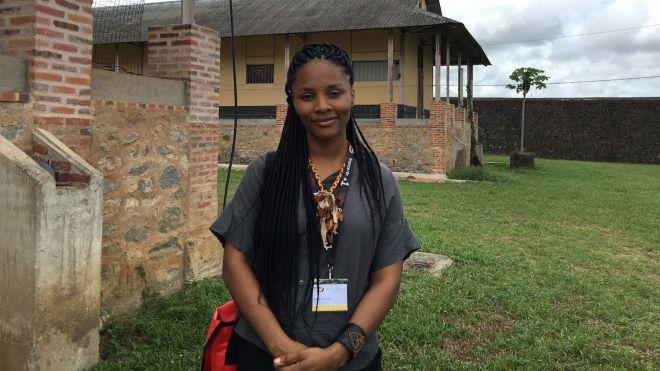 Photo of FIFAC : Gessica Geneus remporte le grand prix du festival pour son documentaire en Haïti