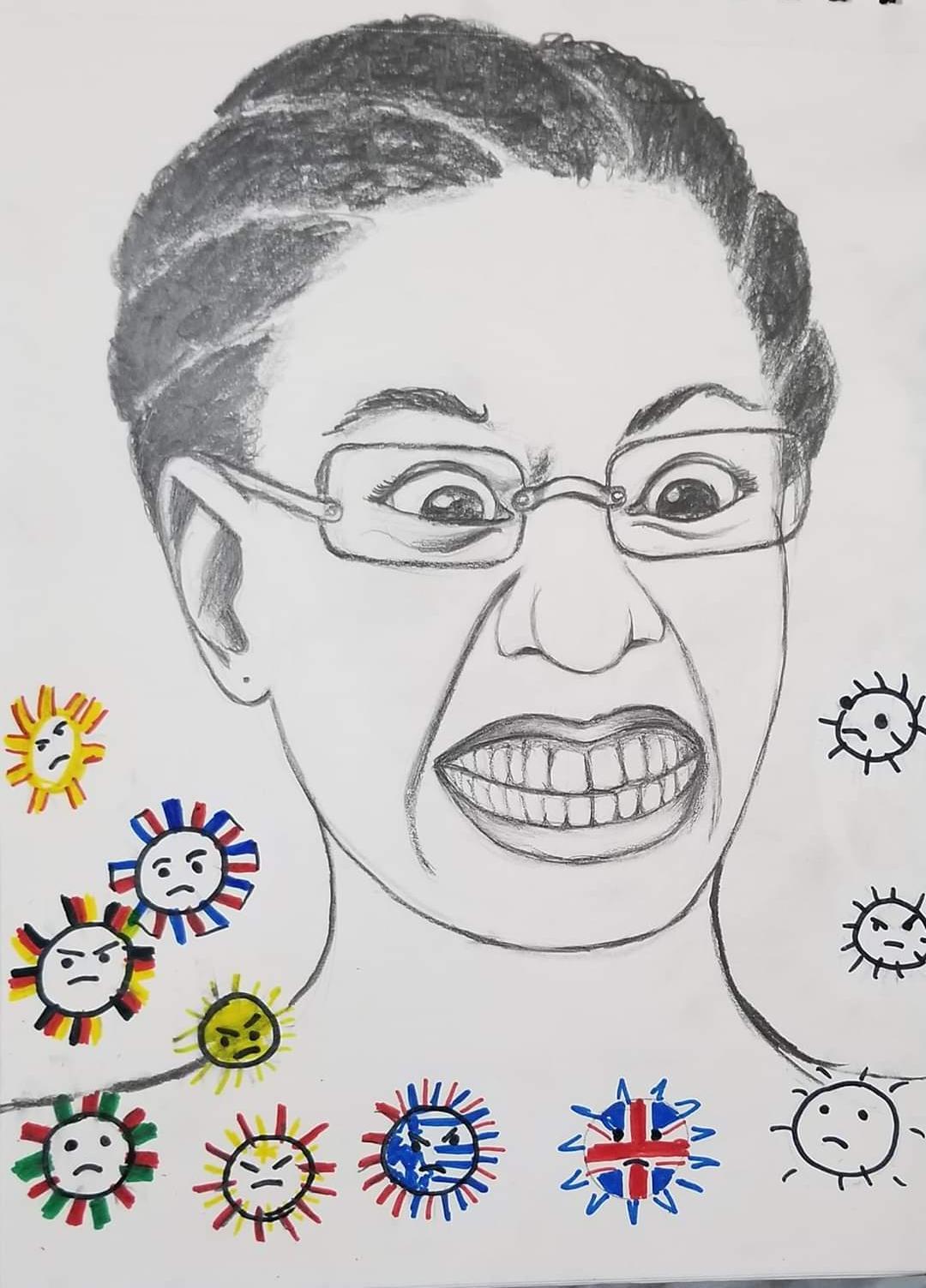 Photo of Des dessins artistiques pour penser le confinement et ses mille et un visages