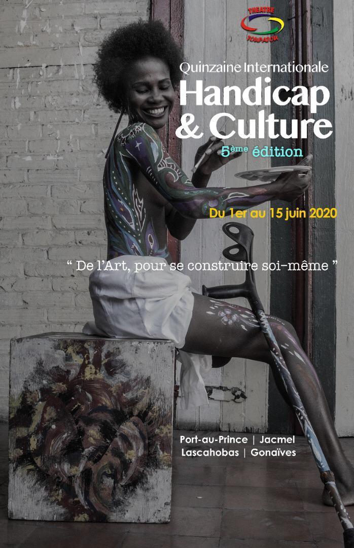 Photo of 5ème édition de la Quinzaine Handicap et Culture, renvoyée pour le mois d'août