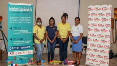 Photo of 20 jeunes filles et femmes de Petit-Goâve reçoivent une formation en cuisine et pâtisserie
