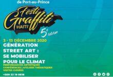 Photo of Lancement de la 5ème édition de Festi Graffiti « Génération Street Art : Se mobiliser pour le climat »